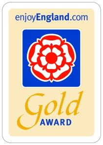 Gold Award (Sticker Sign)